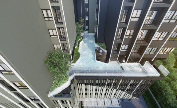 银滩公寓 -Ideo Sathorn Wongwian Yai